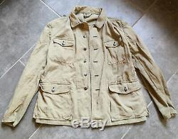 Original German WW 2 Tunic Africa Corps / South Front