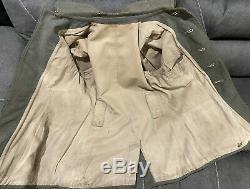 Original German WW2 Combat Tunic