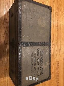 Original German WW2 Landser Koffer