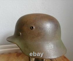 Original German WW2 M40 Steel Helmet