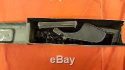 Original German WW2 MG34/42 MG34 MG42 Charger Clip Belt Loader With Metal Box
