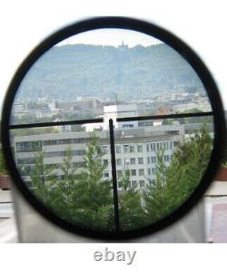 Original German WW2 Sniper Scope 4x Carl Zeiss Jenna Zielvier Mauser k98 ZF39