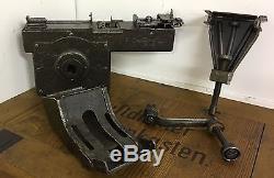 Original German WW2 Wehrmacht Elite MG34 MG42 ammo belt