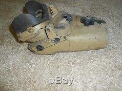 Original German WWII Artillery 12 x 60 Flak Binoculars For Restoration