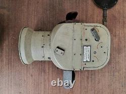 Original German WWII Luftwaffe Aerial Camera Handkammer Hk 12,5/7x9 with lens cov