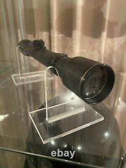 Original German Ww2 K98 Sniper Scope Hensoldt Wetzlar ZF39 scope 4x power