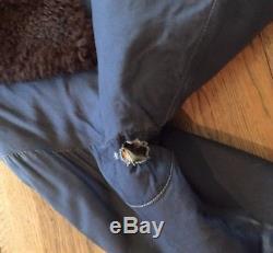 Original German Ww2 Luftwaffe Pilot Channel Suit (kanaljacke) Jacket & Trousers