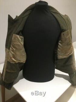 Original M44 NCO feldbluse aus 2wk/ Original ww2 NCO M-44 German tunic