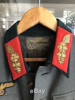 Original Near Mint WWII German Major General Tunic