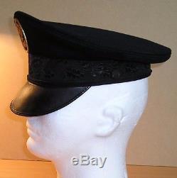 Original WW-II German DAF Member's Peaked Cap c. 1938