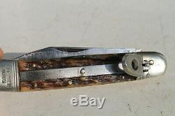 Original WW1 WW2 German Knife Dagger SPRINGER KONIG WEIDMANN&HEIL SOLINGEN