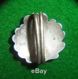 Original WW11 900 Silver Oakleaves German Knights Cross Medal LDO Case Maker 21