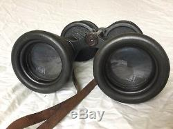 Original WW2 German 7x50 Kriegsmarine U-boat Binoculars