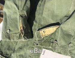 Original WW2 German Afrika Korps uniform DAK tropical jacket Rommel Africa