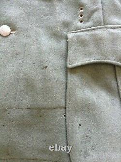 Original WW2 German Army M35 Uniform Tunic