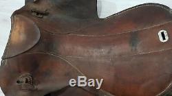 Original WW2 German Cavalry Saddle
