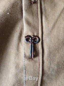 Original WW2 German Heer Officer / NCO Lightweight Tropical Jacket