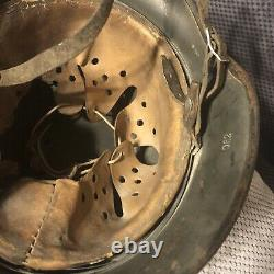 Original WW2 German Helmet M40 Wehrmacht, Stahlhelm Q62 WK2