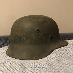 Original WW2 German Helmet M40 Wehrmacht, Stahlhelm WK2