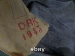 Original WW2 German Nurses over dress overall