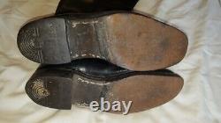 Original WW2 German Officer/NCO Boots