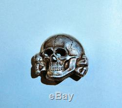 Original WW2 German SS Skull