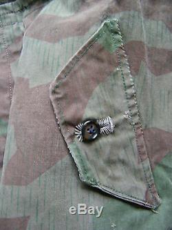 Original WW2 German Splinter Camo Trousers
