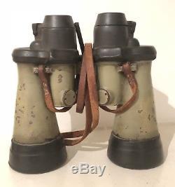 Original WW2 German U-Boat 7x50 binoculars