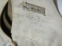 Original WW2 German Uniform Gebirgsjager Reversible Winter Camo Jacket