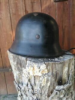 Original WW2 German helmet M42