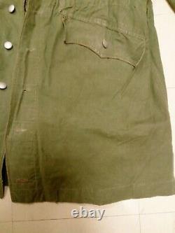 Original WW2 parka ELITE kharkov M43 fur german jacket anorak helmet XX allemand