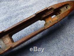Original WWII German G 33/40 Mauser stock G33/40 not K98