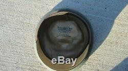 Original WWII German Gebirgs Artillery EM/NCO Visor Cap Hat Exc Cond