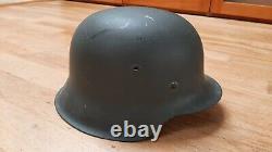 Original WWII German Helmet M42 Stahlhelm