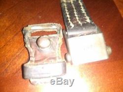 Original WWII German K98 G43 33/40 Mauser Leather Sling L&F Proofed
