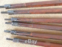 Original WWII German K98 Mauser stock 98k