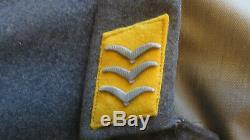 Original WWII German Luftwaffe EM's Fliegerbluse Flying Blouse Uniform Tunic