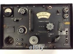 Original WWII German Mittelwellenempfänger c MwEc Radio
