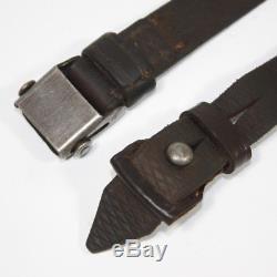 Original WWII German Sling K98 Mauser rifle 33/40 G43 Otto Koberstein