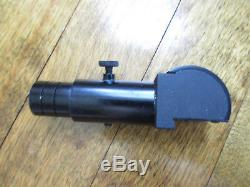 Original WWII German Sniper Scope Zeroing Optical Device KRQ 73376 V=2X (t)