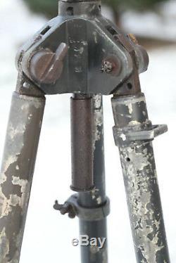 Original WWII German Wehrmacht MG34 MG42 AA Tripod Flieger Dreibein Lafette