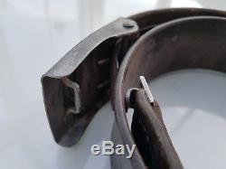Original Ww2 German Belt SS Overhoff