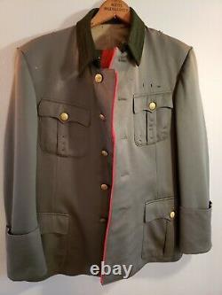 Original Ww2 German Generals Uniform