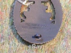Original Ww2 German High Seas Fleet Badge