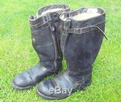 Original Ww2 German Luftwaffe Flying Boots