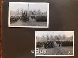 Original Ww2 German Soldier Photo Album