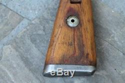 Original Wwii German Army Wooden Rifle Stock For Mauser K98. German Marking. 2