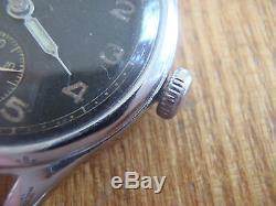 Original ww2 German Army issue wrist watch made by ARSA