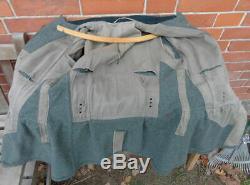 Original ww2 German Wehrmacht Tunic Wool field green uniform infantry M36