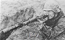 Original ww2 german K98 rifle launcher set